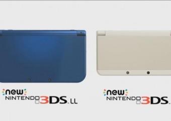 Nintendo anuncia o novo Nintendo 3DS