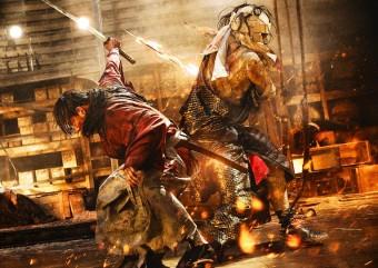 Novo filme de Samurai X ganha trailer
