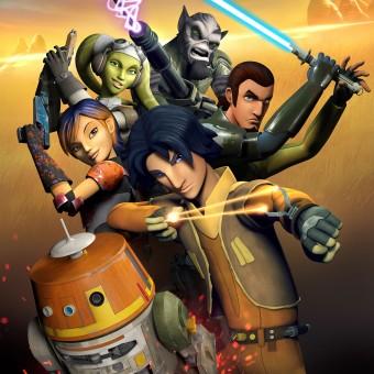 Disney e Lucasfilm divulgam os primeiros 7 minutos de Star Wars: Rebels
