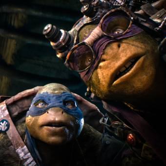 Com $65 milhões na estreia, As Tartarugas Ninja ganha sequência
