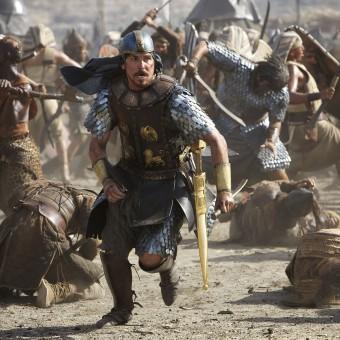 Veja novas cenas de Êxodo: Deus e Reis no novo featurette do longa