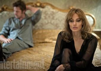 By the Sea, novo filme de Angelina Jolie e Brad Pitt, ganha as primeiras imagens