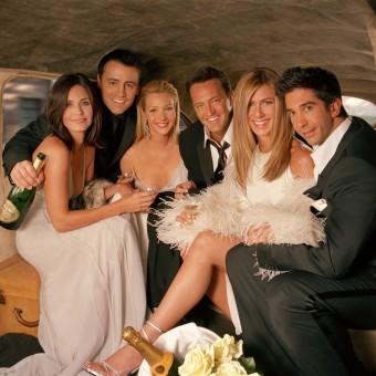 Netflix vai adicionar todos os episódios de Friends em 2015