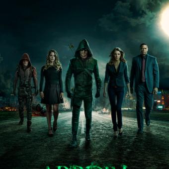 3ª temporada de Arrow ganha seu pôster oficial