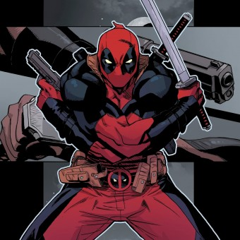 O Deadpool chegará aos cinemas em 2016!
