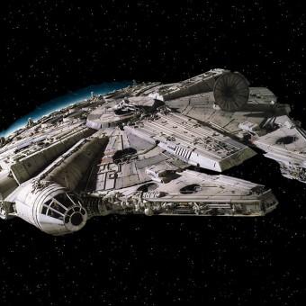 Imagem revela a presença da Falcon e da X-Wing em Star Wars: Episódio VII