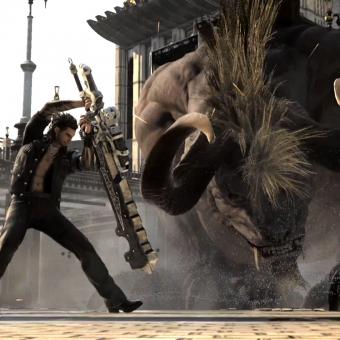 Assista ao gameplay da demo de Final Fantasy XV exibida na TGS 2014