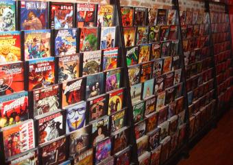 O Guia Útil e Provisório para Iniciantes em HQs de Super-Heróis