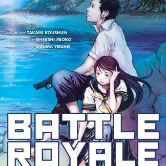 Mangá spin-off de Battle Royale será lançado no Brasil pela NewPop