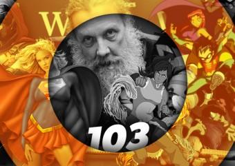 Podcast da Redação #103 – DC na TV, Alan Moore escrevendo livros e Destiny