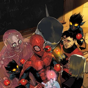 """O Homem-Aranha vai se tornar um """"conselheiro"""" dos jovens X-Men"""
