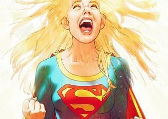 Piloto da série da Supergirl é encomendado pela CBS