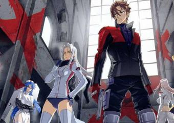 Do desenhista de Highschool of the Dead, Triage X vai virar anime