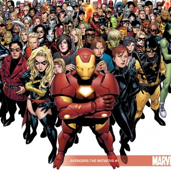 Livros da Marvel serão lançados no Brasil