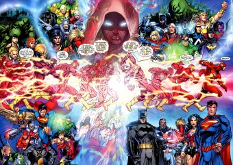 Saem mais detalhes sobre o misterioso evento da DC Comics para 2015