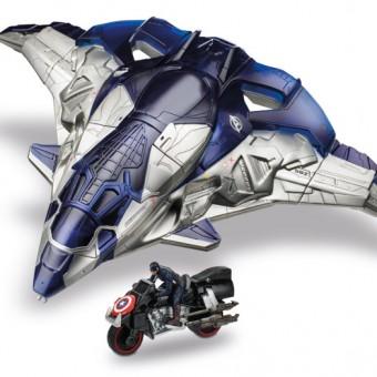 Hasbro divulga imagens das action-figures de Os Vingadores 2: A Era de Ultron