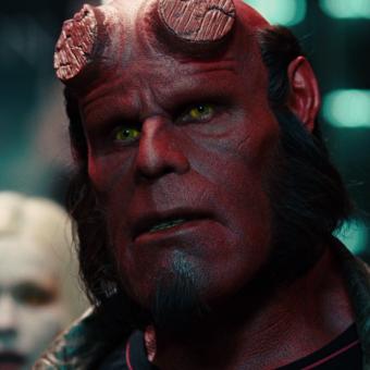 Ator comenta sobre Hellboy 3