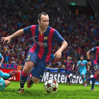Konami confirma times brasileiros no PES 2015
