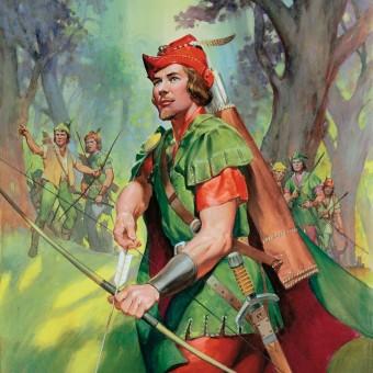 Sony quer fazer um universo compartilhado ao redor do… Robin Hood