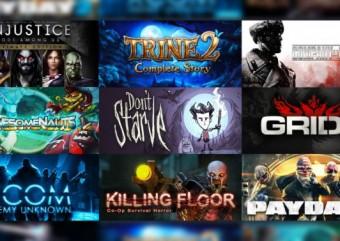 10 jogos estarão grátis esse fim de semana no Steam