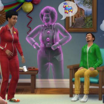 Atualização de The Sims 4 colocará fantasmas no jogo