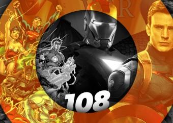 Podcast da Redação #108 – Filmes da Marvel, filmes da DC e o resto é resto
