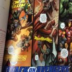 Crossover entre Marvel e Shingeki no Kyojin terá os Guardiões da Galáxia e os Vingadores