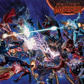 Marvel lança o TRAILER da sua nova saga: Secret Wars