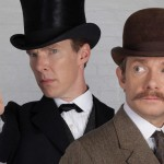 Essa é a primeira imagem do especial de Natal de Sherlock