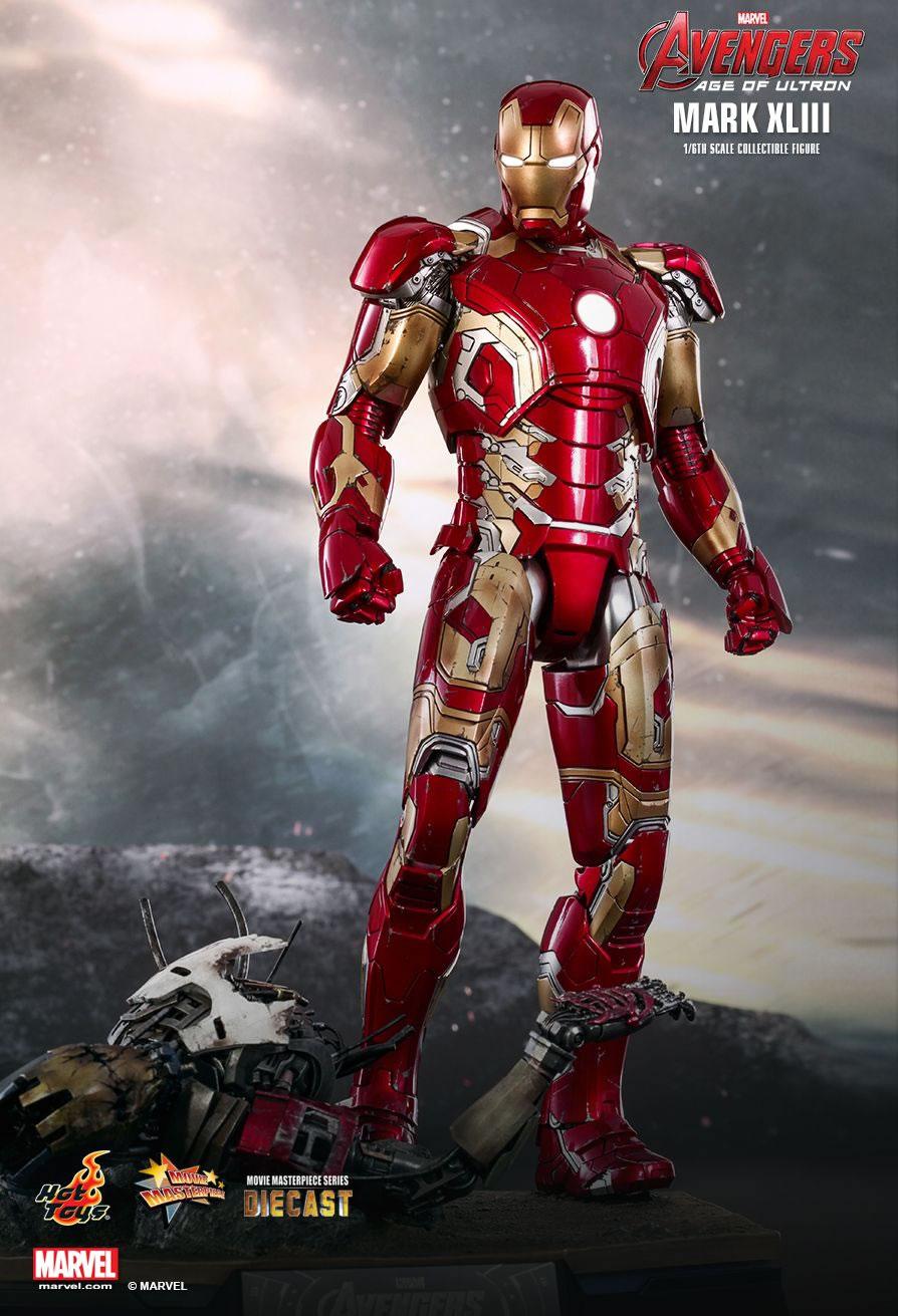 Iron Man Mark 43 09 Supernovo Net