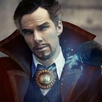 É oficial: Benedict Cumberbatch será o Doutor Estranho nos cinemas!