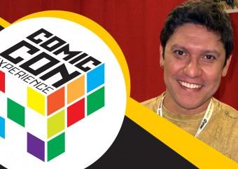 Cobertura CCXP – Supernovo entrevista Ivan Reis
