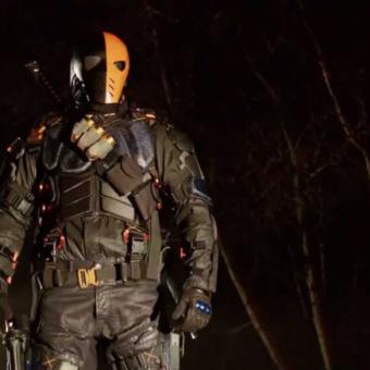 O Exterminador deverá aparecer na 3ª temporada de Arrow
