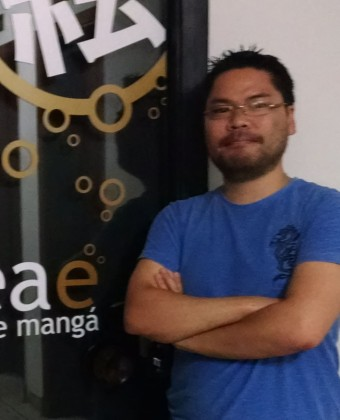 Fabrizio Torao Yamai, fundador da AreaE