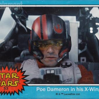Esses são os nomes dos personagens de Star Wars – Episódio VII: O Despertar da Força