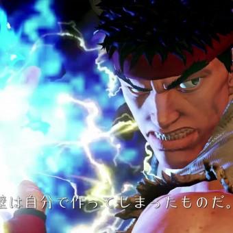 Capcom solta vídeo com o gameplay de Street Fighter V