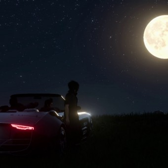 Demo de Final Fantasy XV não terá nenhum momento com o carro do jogo