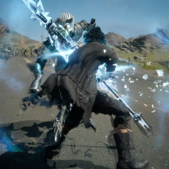 Vamos ver algumas imagens de Final Fantasy XV?
