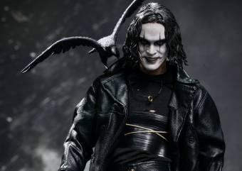 Luke Evans desiste de protagonizar o reboot de O Corvo