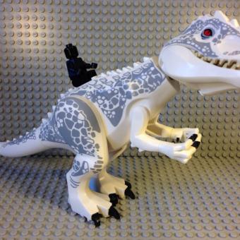 Warner anuncia jogo LEGO: Jurassic World