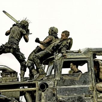 Tom Hardy e Charlize Theron aparecem em novas imagens de Mad Max: Estrada da Fúria
