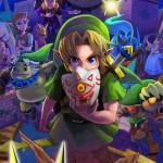 Eis 30 minutos do gameplay de The Legend of Zelda: Majora's Mask 3D