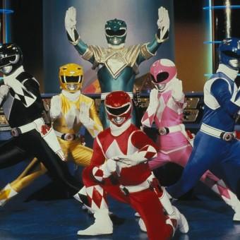 Novo filme dos Power Rangers começa a ser gravado em 2015!
