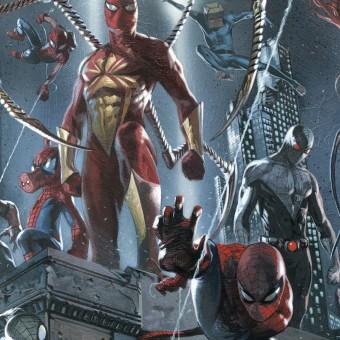 EITA! Nova revista do Homem-Aranha traz um retorno improvável