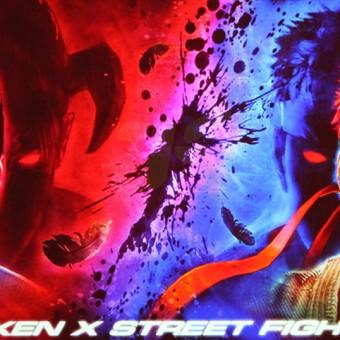 Tekken X Street Fighter ainda está em desenvolvimento