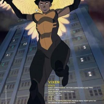 CW lançará animação da Vixen no mesmo universo de Arrow e The Flash