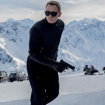 Essa é a primeira imagem oficial de 007: Spectre
