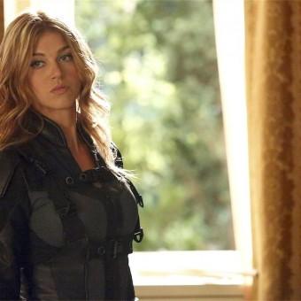 Adrianne Palicki, a Harpia, foi promovida ao elenco fixo de Agents of SHIELD