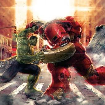 Veja três cenas de Vingadores: Era de Ultron