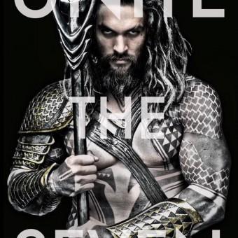Veja a primeira imagem oficial de Jason Momoa como o Aquaman
